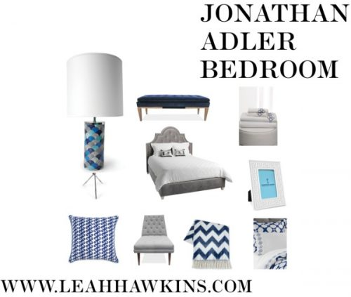 Jonathan Adler Bedroom