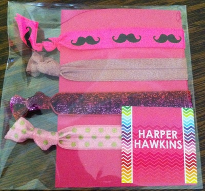 Party Favor Hair Ties