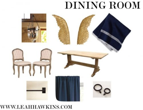 Dining Room Selections
