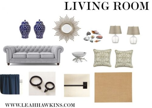 Living Room Selections